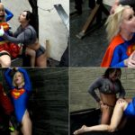 Primal's Darkside Superheroine – Nikki Delano Supergirl: Interrogated and Broken HD (1080p/clips4sale.com/2017)