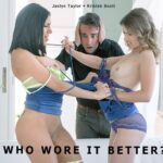 Jaclyn Taylor, Kristen Scott – Son Who Wore It Better Sister or Mom ? SD (StepMomLessons.com/Babes.com/2017)