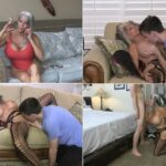 Sally D Angelo – Smoking Fetish – Caught Fucking My Virgin Son  HD (720p/clips4sale.com/studio/75209/2017)