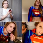 Xev Bellringer – Superheroine Frumpy Neighbor Transforms Into Supergirl FullHD (1080p/clips4sale.com/2015)