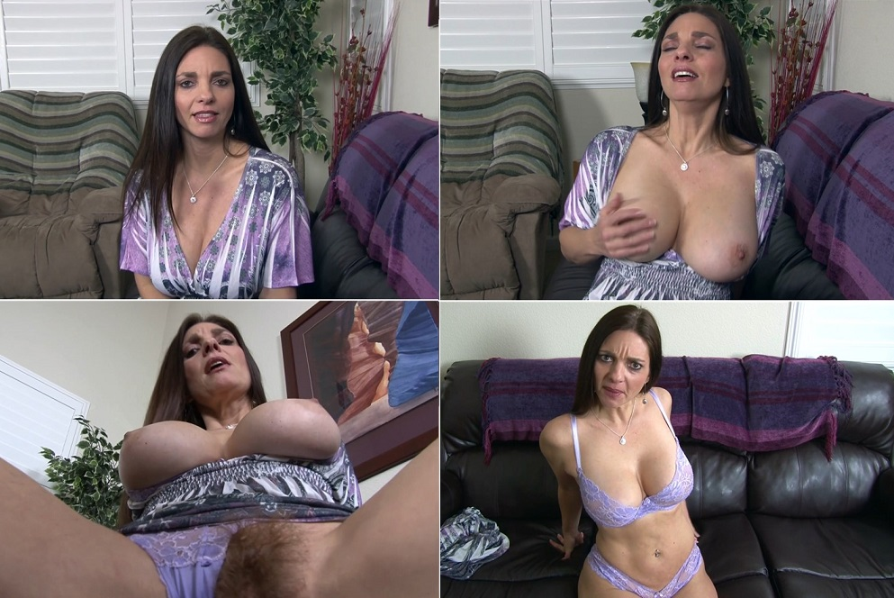 Horny Step Mom Seduce Son