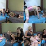 Brianna, Natalya & Chloe – My Brother my Slut – Little Son gets Dildo fucking FullHD (1080p/BratPrincess.us/clips4sale.com/2017)