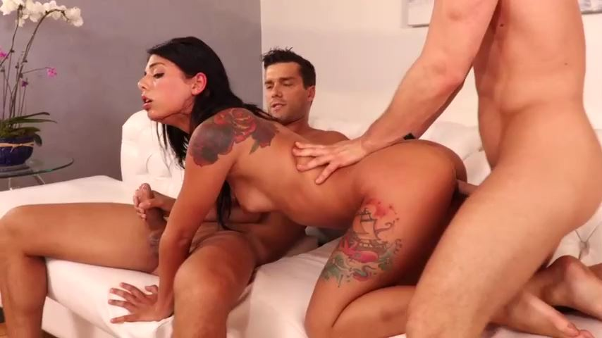 Step Dad Threesome Daughters