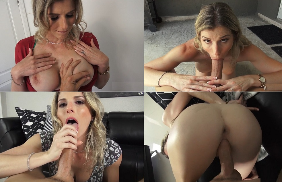Step Mom Brooklyn Chase