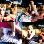Primal's FOOTJOBS Khloe Kapri & Lily Rader – Dominate The Pool Boy Foot Job – Porn Incest, Outdoor Footjob HD [720p/clips4sale.com/2018]