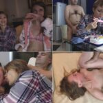 Russian Incest Threesome – First 18 old Birthday our Little Daughter FullHD [1080p/manyvids.com/2018]