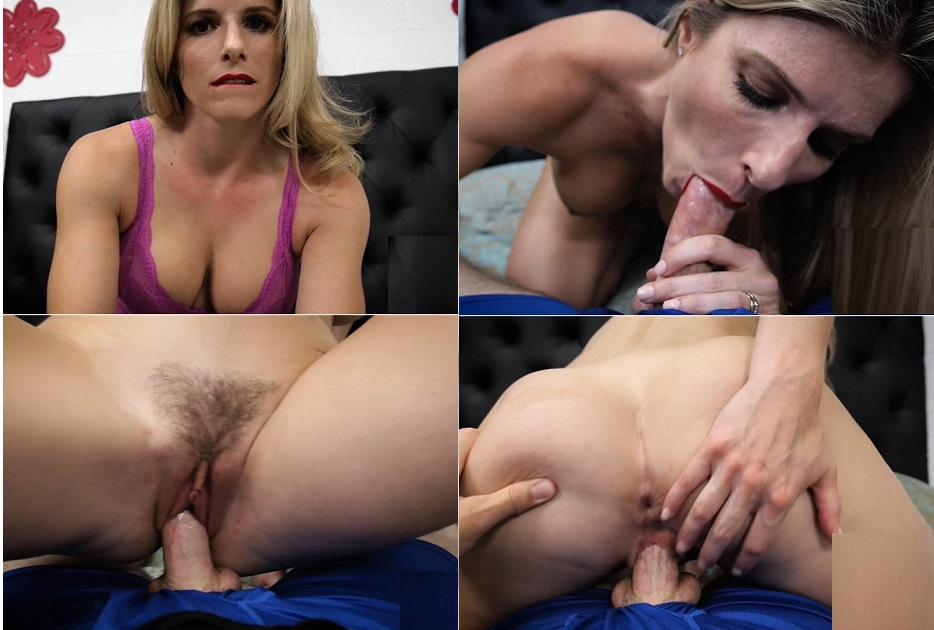 Step Mom Step Son Creampie