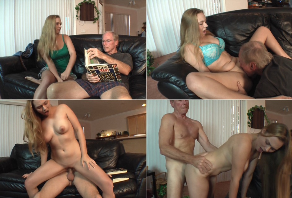 Real Daddy Daughter Sex