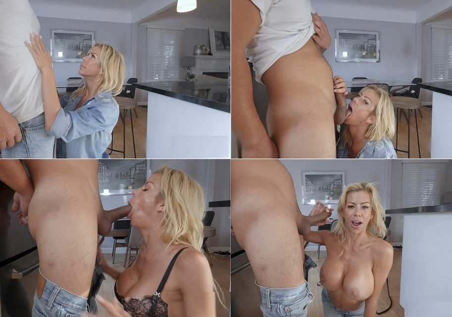 Alexis Fawx Fucks Step Son