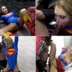 Alix Lynx – Supergirl Falls to the God of War SD (clips4sale.com/2017)