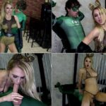 Primal Fetish – Alix Lynx – Green Lantern – No Will to Resist XXX Extended Edition HD [clips4sale.com/2017]