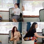 Ludella Hahn & Terra Mizu – Accidental Entrancement: Therapist Becomes a Puppet for Her Patients HD (720p/2017)