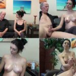 JERKY GIRLS – Pregnant And Jerky – My Old Daddy want Cum FullHD mp4 [1080p/clips4sale.com/2016]