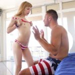 Ivy Wolfe – My Army Brother fuck Me HD mp4 [720p/2018]