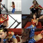 Primal Fetish – Melissa Moore – The End of Wonder Girl HD mp4