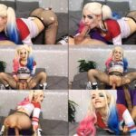 LittleMissElle Harley Quinn – Daddy's Lil Monster Sucks & Fucks FullHD mp4 [1080p/American]