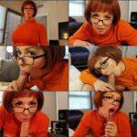 Velma Secret Blowjob Sex Tape CIM – Cosplay, Cum In Mouth HD mp4