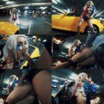 Mia Bandini – Public fuck with horny Harley Quinn – halloween, superheriones FullHD mp4 1080p