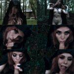 Maru Karv – Wood Witch Blowjob for Halloween! HD mp4 720p