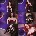 Seduced by Vampire Executrix – mind control, Limp fantasy HD wmv