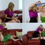 Cory's Super Heroine Adventures – Cory Chase, Melanie Hicks – Poison Ivy Submits