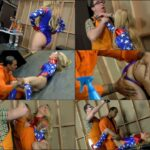 Chloe Valentine, Kacie Preston – Sunder and Deception from The Battle for Earth HD mp4