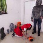 Kharlie Stone – Brunette Spinner Fucks on Halloween – Little Red Riding Hood SD mp4