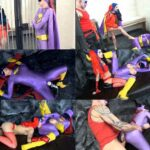 Anna Bell Peaks, Alex Coal –  Batgirl – No Escape from the Madness XXX HD mp4 [720p/clips4sale.com]