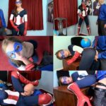 Primal's Darkside Superheroine – Olivia Lee – Captain America – Falling To the Eye of the Watcher HD mp4