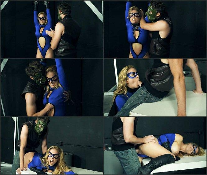 Superheroine sex video
