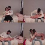 MafiaBoss5377 – Sister Punished And Spanked For Being A Whore By Her Older Brother SD mp4
