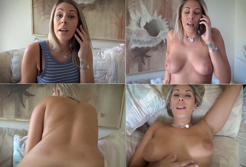 Useful mother assists son to masturbate