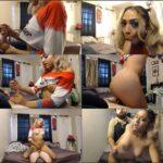 Webcam Superheroine Porn – Harley Quinn Cosplay Fuck and Facial HD avi