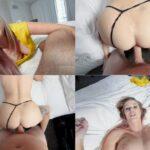 Pervmom Family Sex – Jenna Jones – Mommy Calming my Cock SD mp4