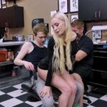MYLF – Natasa James -Ink In The Pink – My Little Son want first Tatto FullHD
