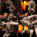 Horror Porn – Queen of Hell – Halloween, Succubus, Devil, Demon FullHD mp4