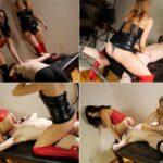 Black Widow Sisters Revenge: Bondage Sex: Barbie Bailee & Jonathon Lauder – Mandy Flores FullHD mp4