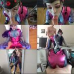 Amadani – Overwatch Widowmaker Cosplay – College Girl , Adult Cosplay Porn FullHD mp4