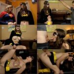 Molly Jane in Batgirl sees a therapist – End of Barbara Gordon – Cosplay Porn Video HD mp4
