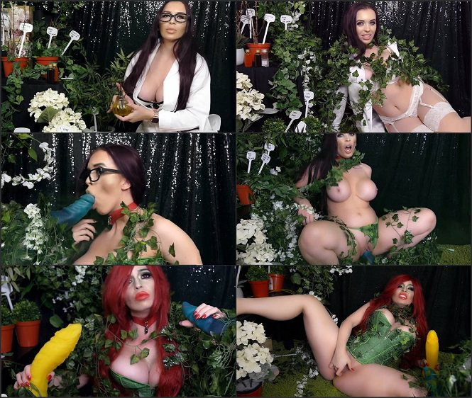 Doctor Pamela Lillian Isley - Poison Ivy - Roots of all Evil - Cosplay, Bad Dragon