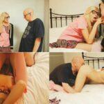 Rhiannon Ryder – Fat Daddy fuck geeky schoolgirl Daughter – teen cock tease HD mp4