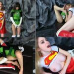 Primal Fetish Clips – Nadya Nabakova –  Super Girl and Green Lantern take up the call and investigat HD mp4 720p c4s
