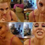 HumpinHannah – Mommy blowing cum bubbles  – Webcam Family Porn SD avi Incest 2019