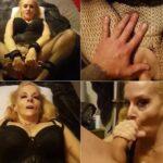 HumpinHannah – Mom in trap Son Help – Caught Mommy, leg shaking orgasm SD avi 2019