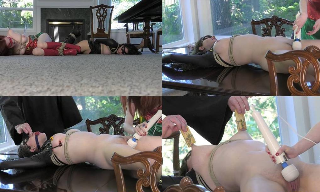 XXXTREMECOMIXXX - Mary Jane, Pepper Hart, Max Coxxx - Tricked and Tied Up FullHD mp4