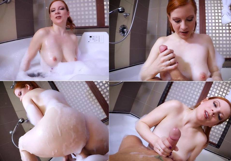 Bubble bath with My Little Son - Adult Family Stories FullHD mp4