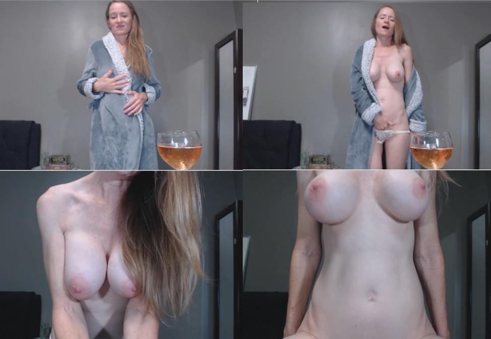 Julie Snow – That Time Your Mom Saw Your Bulge - taboo stories, incest roleplay FullHD mp4 1080p