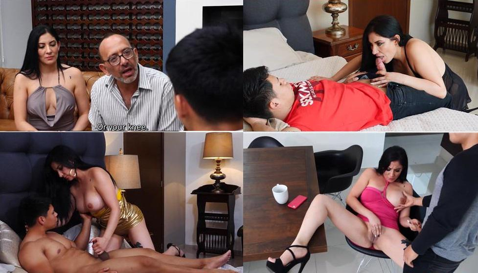 Sexmexxxx Teresa Ferrer - Motivating Step-Mom