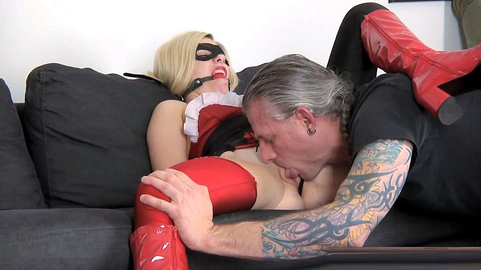 Extreme Comics Clips - Trisha Parks - nefarious criminals in Gothams rogues gallery FullHD mp4