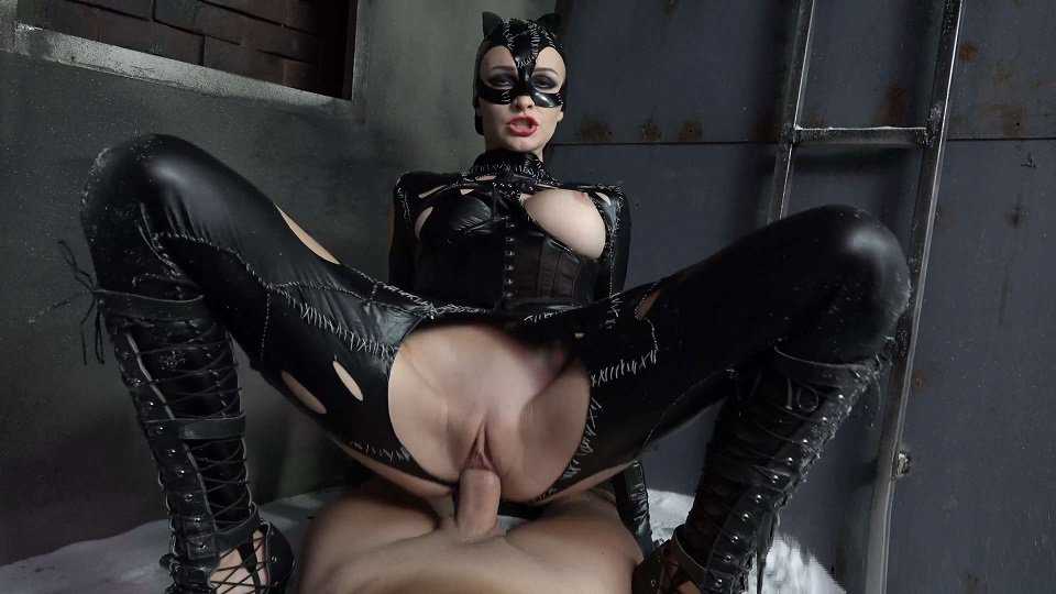 Movie Porn – Catwhore – Belle Claire - 4K Superheroine Video mp4